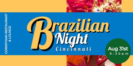 Brazilian Night  Cincinnati tickets