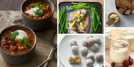 Thermomix Eat Well - Demonstration-style cooking class tickets