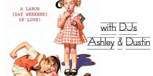 FRIDAY HAPPY HOUR:  Sibling Rivalry with DJs Ashley & Dustin