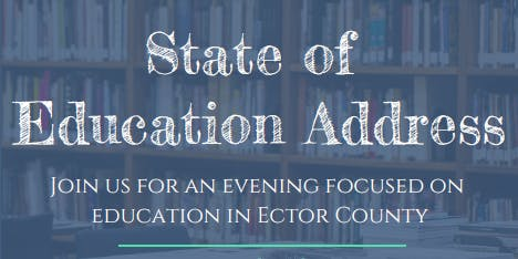 Young Professionals of Odessa Presents: State of Education Address