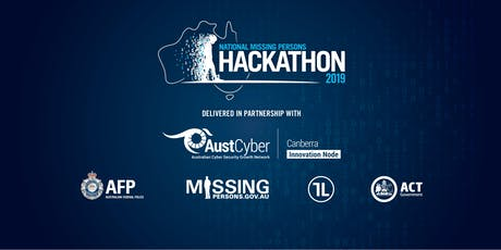 National Missing Persons Hackathon 2019 tickets