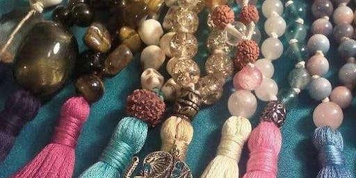 Mala Making Workshop & Meditation (Registeration Required)