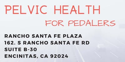 Pelvic Health For Pedalers