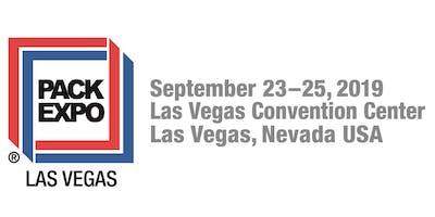 Meet Up at PackExpo Las Vegas 2019