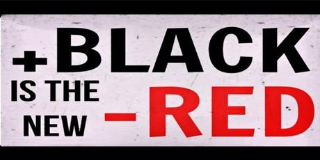 BLACK IS THE NEW RED tickets