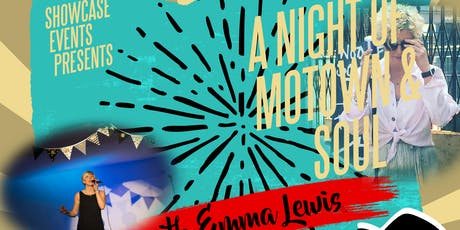 An Evening Of Motown & Soul with Singer Emma Lewis tickets