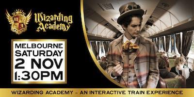 Wizarding Academy Express Melbourne: 1:30pm - 2 November, 2019