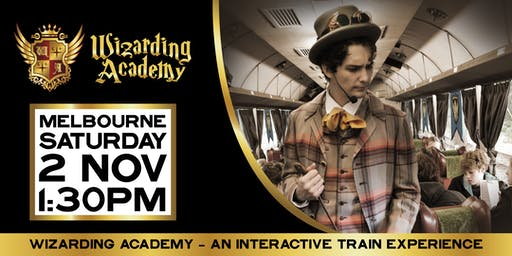 Wizard's Academy Melbourne: 1:30pm - 2 November, 2019
