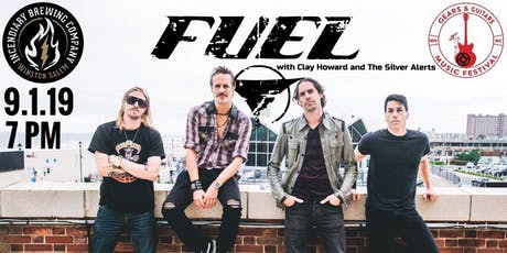 Fuel live at Incendiary Brewing Company tickets