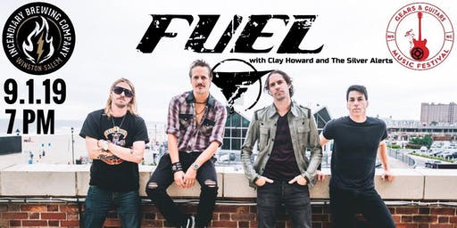 Fuel live at Incendiary Brewing Company