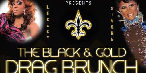 BLACK & GOLD DRAG BRUNCH