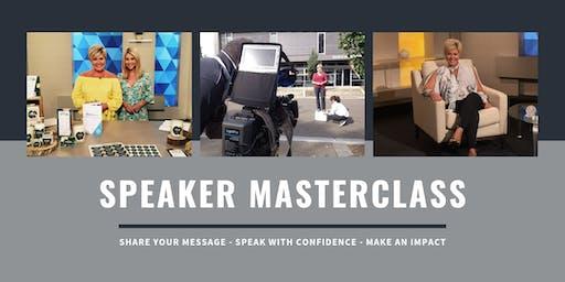 SPEAKER WORKSHOP - SUNSHINE COAST - Speak on stage with confidence