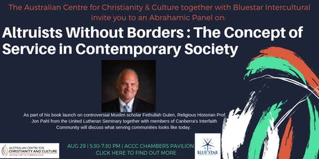 Altruists Without Borders : The Concept of Service in Contemporary Society tickets