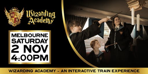 Wizard's Academy Melbourne: 4:00pm - 2 November, 2019