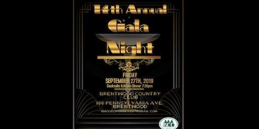 14th Annual Gala