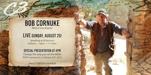 Bob Cornuke LIVE