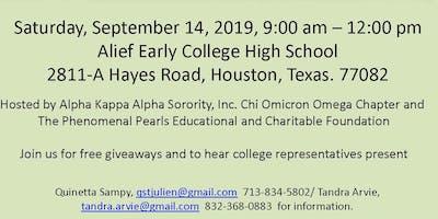 """College IS An Option"" Seminar"