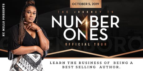 KC Mills Presents - Journey to Number One - Greensboro, NC tickets