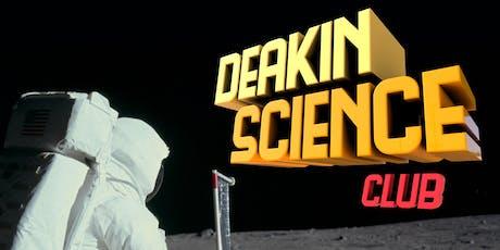 Deakin Science Club Moon Tour tickets