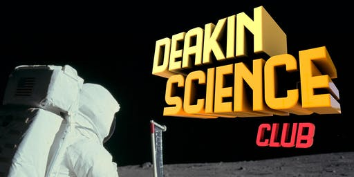 Deakin Science Club Moon Tour