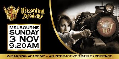 Wizarding Academy Express Melbourne: 9:20am - 3 November, 2019