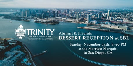 Trinity Evangelical Divinity School Alumni & Friends Dessert Reception SBL tickets