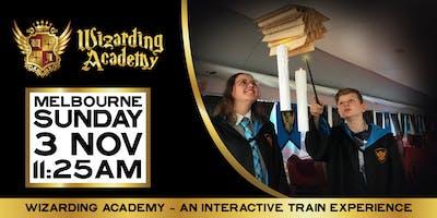 Wizarding Academy Express Melbourne: 11:25am - 3 November, 2019