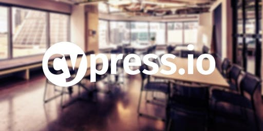 Testing with Cypress.io Workshop