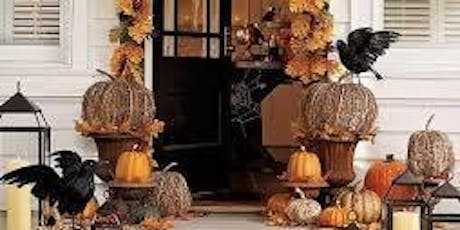 Fall Pottery Pumpkin Paint Party tickets
