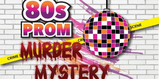 80s Prom Party Interactive Murder Mystery