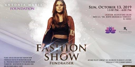 Antonia Maria Foundation Fashion Show!
