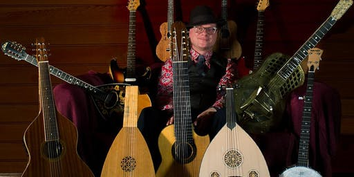 Lord of the Strings! Fundraiser for Budgeree Hall starring Guitarist Matthew Fagan