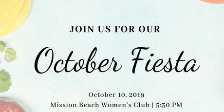 October Fiesta 2019 Benefiting the Postpartum Health Alliance tickets