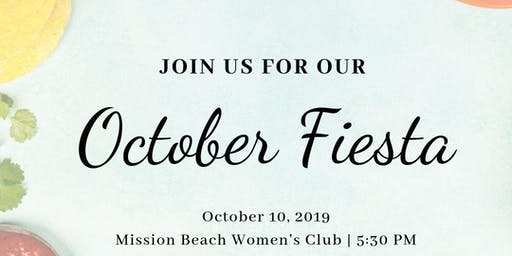 October Fiesta 2019 Benefiting the Postpartum Health Alliance