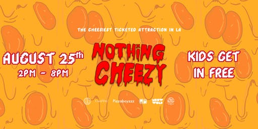 Nothing Cheezy: Los Dumpies Back to School Party for the Kids