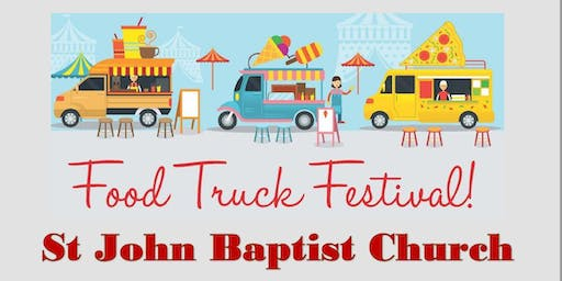Copy of Food Truck Festival Friday 9/20 (4pm - 8pm) & Saturday 9/21 (11am - 5pm)