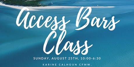 Access Bars Class Eugene tickets