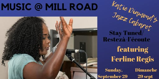 Katie Diamond's Sunday Jazz Cabaret featuring Stay Tuned/ Restezà-l'écoute