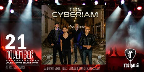 The Cyberiam tickets
