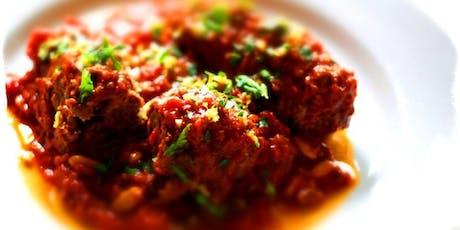 Italian Sunday Dinner - Charlotte tickets