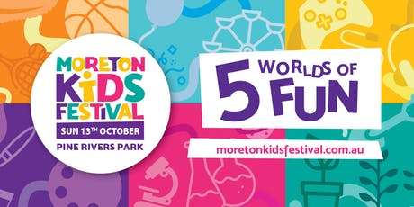2019 Moreton Kids Festival tickets
