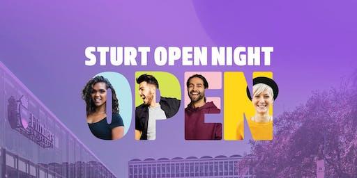 Open Night at Sturt campus
