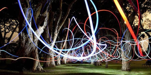 Haig Park Light Painting Workshop