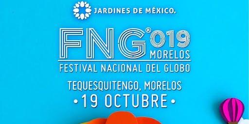 Festival Nacional del Globo Morelos FNG2019