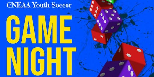 CNEAA Youth Soccer Game Night