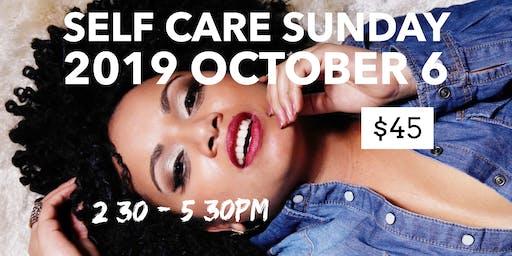 Self Care Sunday 2019