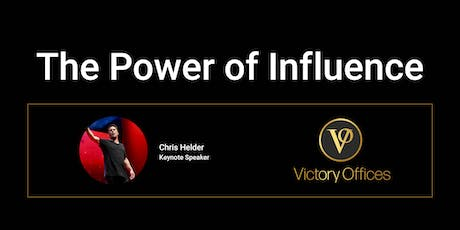 Victory Lounge| Chris Helder | The Power Of Influence tickets