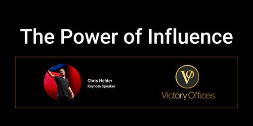 Victory Lounge  Chris Helder   The Power Of Influence