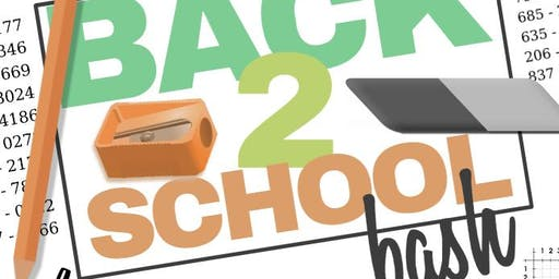 4th Annual Back to School Giveaway