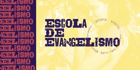 AULA ABERTA: Escola de Evangelismo - Karine Nascimento ingressos